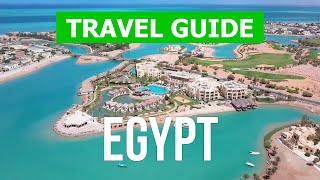 Egypt travel video | Giza, El Gouna, Hurghada, Cai...