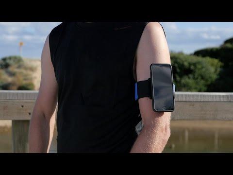 Quad Lock IPhone Running Armband