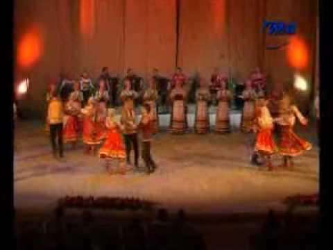 Народный танец Коми National Dance of Komi Volkentanz der Komi