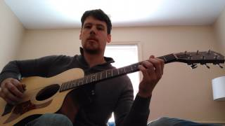 Crossfade-already gone (guitar tutorial)