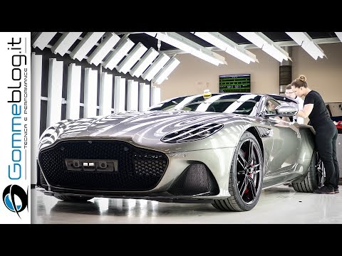 2019 Aston Martin CAR FACTORY – PRODUCTION