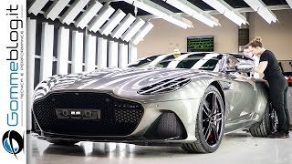 2019 Aston Martin CAR FACTORY - PRODUCTION