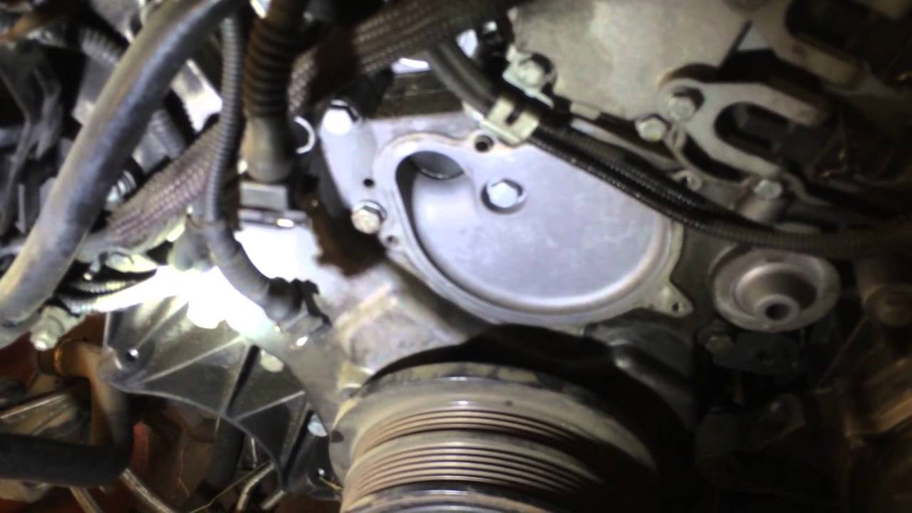 N73 Weep Hole Identification On A Bmw E66 760li Youtube