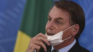 'A little flu': Brazil's Bolsonaro playing down coronavirus crisis