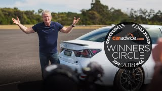 The Winners Circle 2018, Anthony Crawford: Lexus GS F