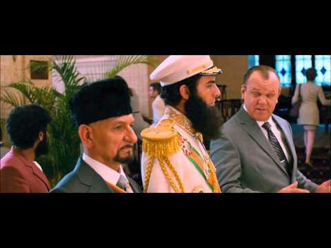 The Dictator Trailer - Ila Nzour Nebra Jalal Hamdaoui & Driver