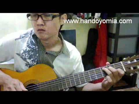 爱情转移 Ai Qing Zhuan Yi (富士山下) - 陈奕迅 Eason Chan - Fingerstyle Guitar Solo