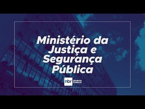 Ministro Sergio Moro apresenta o Projeto de Lei Anticrime