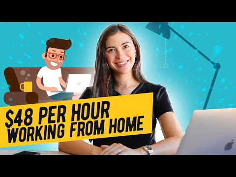 5 part-time online jobs to do from home in 2020