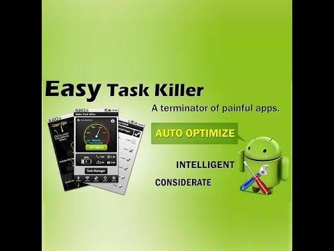 Автоматическое завершение процессов на Андроид программа Automatic task killer
