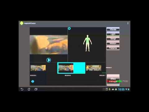 HAV Creator - Motion Recording