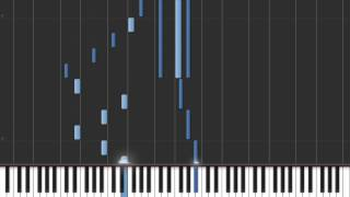Kristen Bell-For the first time in forever Synthesia Cover + Midi Download (Frozen)