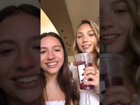 d8646cd25986 Mackenzie Ziegler with Maddie Instagram Story - 2nd September 2018 ...