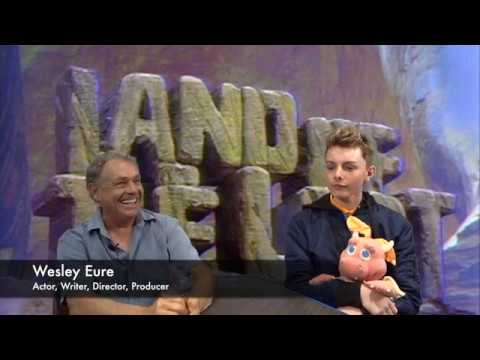 Wesley  Eure Interview at Desert Ridge Academy