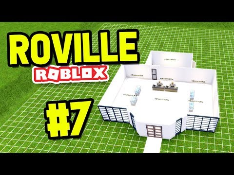 BUILDING AN EXPENSIVE JEWELLERY STORE - Roblox Roville #7