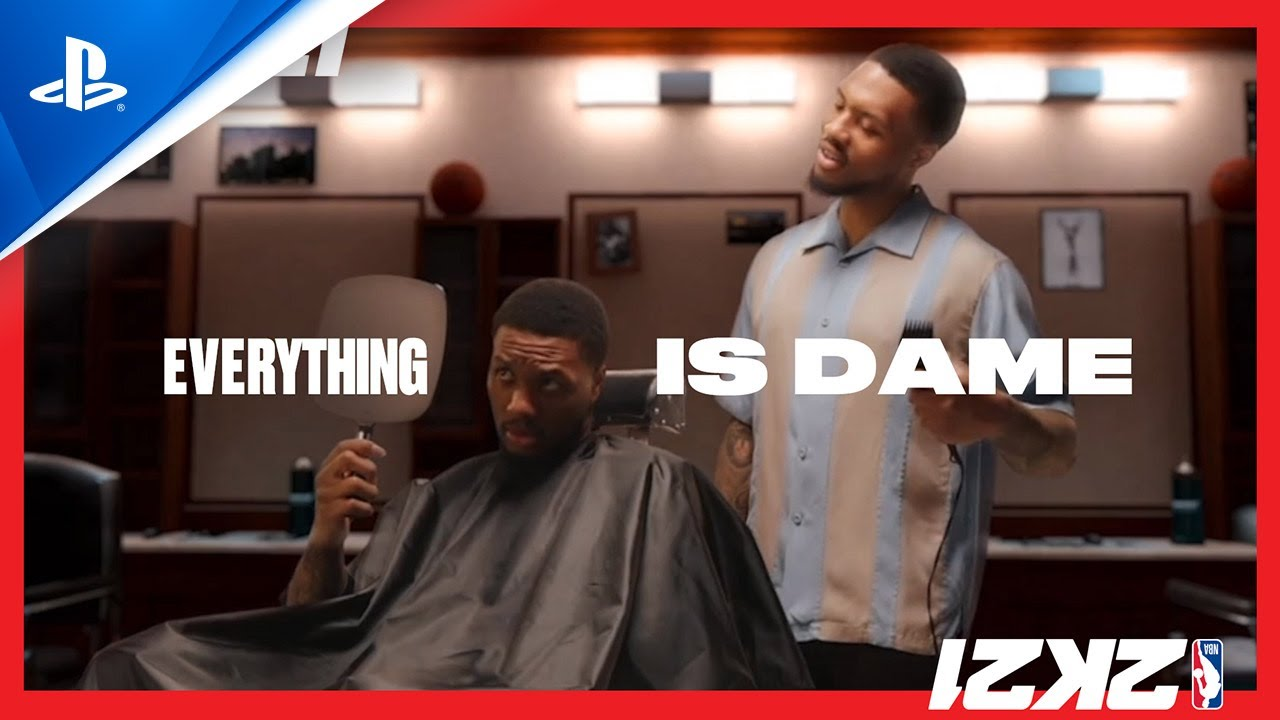 NBA 2K21 - Everything is Dame | PS4