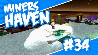 Miners Haven #34 - MINING ON MARS (Roblox Miners Haven)