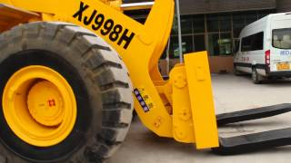XJ998H container / fork wheel loader, multi-function 998H (xiajin machinery)