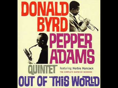 Donald Byrd & Pepper Adams Quintet ft. Herbie Hancock - Curro's