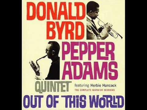 Donald Byrd & Pepper Adams Quintet ft. Herbie Hancock - Curro's