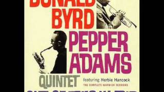 Donald Byrd & Pepper Adams Quintet ft. Herbie Hancock - Curro