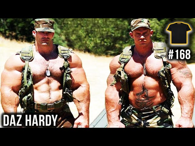Britain's SUPER Soldier | Captain Daz Hardy | Bought The T-Shirt Podcast #168