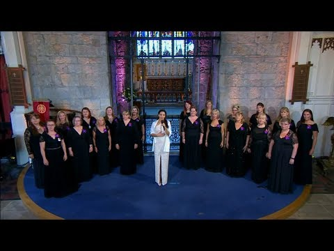 Laura Wright and The Military Wives Choirs -