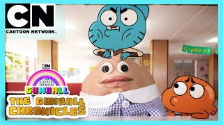 The Gumball Chronicles | The Candidates | Cartoon Network UK
