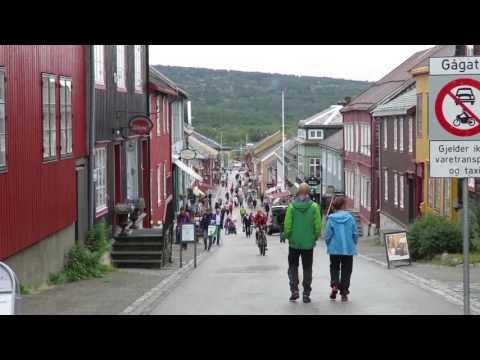 Røros, Municipio Noruego Patrimonio de la Humanidad