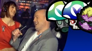 [Vinesauce] GPM, Joel & Rev - E3 Interview Dub