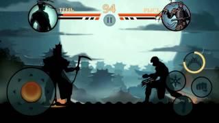 Прохождение игры Бой с Тенью-2 #1 (Рысь) на андрои