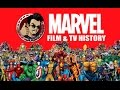 the history of marvel film and television  2015  superhero movie hd