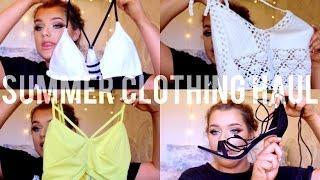 Summer Clothing Haul!   Rachel Leary