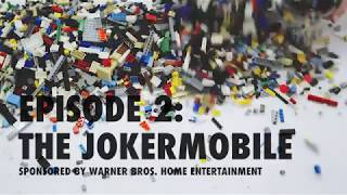 The LEGO Batman Movie : Sean Kenney builds! (Episode 2, Joker's Ride)
