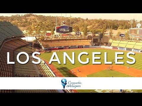 Beisebol, Outlet, shopping, Farmers Market, Hotel Angeleno e muito mais! | Los Angeles