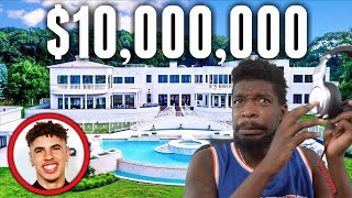LaMelo Ball's $10.1 MILLION MANSION!