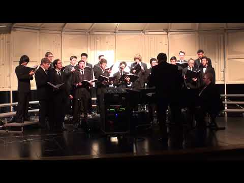 Insomniac - Alan B. Shepard High School Men's Ensemble