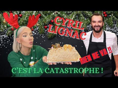 ma-bûche-de-noël-🎄biscuit-roulé-de-cyril-lignac-🎂-chantilly-mascarpone-🌰-crème-au-beurre-praliné