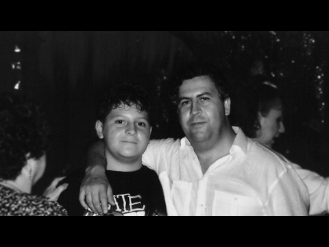 El relato del último adiós a Pablo Escobar, según su hijo Juan Pablo