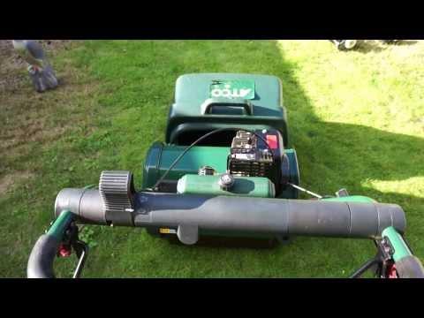 Qualcast CPM35 Changing Plastic Gearsиз YouTube · Длительность: 5 мин3 с