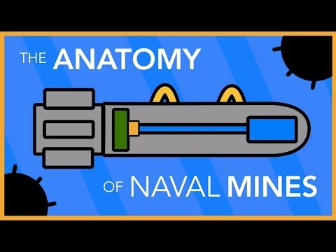 The Anatomy Of Naval Mines
