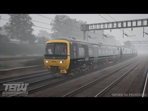 Train Sim World: Great Western Express - Gameplay First Look