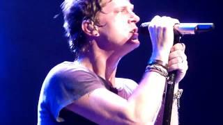 Rob Thomas - live Rod Laver arena Melbourne 5/2/10
