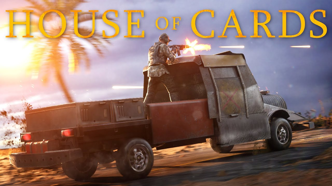 Download House Of Cards - Rust