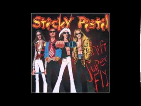 Sticky Pistil - Cop Shop Truck Stop