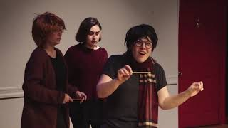 Harry Potter- Electric Mouse/Season 6/Show #3 (Sketch 2/6)