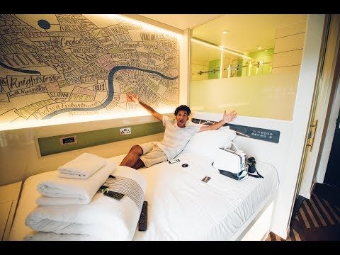 Cheapest Hotel In London (The Hub By Premier Inn)
