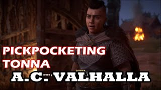 Assassin's Creed: Valhalla - Consequences Of Paying Then Stealing From Tonna