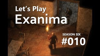 Let's Play Exanima (0.7.2) S06E010: Sewer Battles