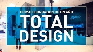 Curso de Un Año de Total Design del IED Madrid ¿Te apetece diseñarlo todo?